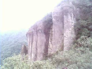 永泰.赤壁山