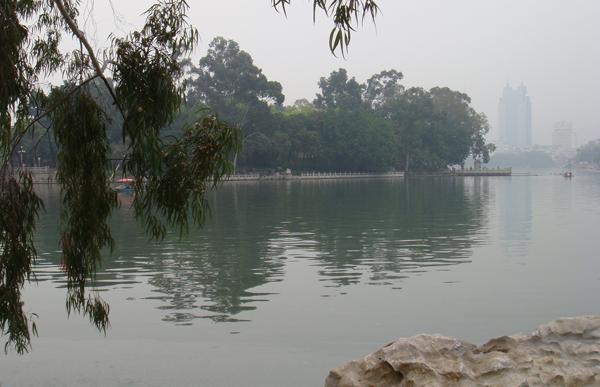 西湖.左海