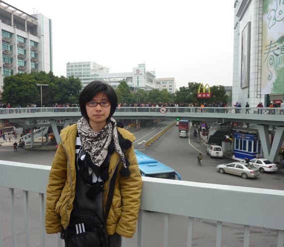 东街口人行天桥