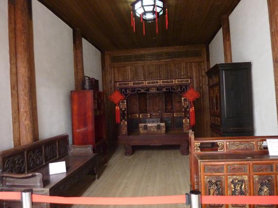 南后街.三坊七巷.福建民俗博物馆.二梅书屋