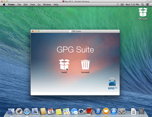 PGP,PGP加密教程,Mac OS PGP加密